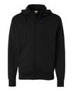 Independent Trading EXP80PTZ Hi-Tech Full-Zip Hooded Sweatshirt