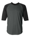 Badger 4133 B-Core 3/4 Sleeve Baseball Undershirt