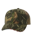 Outdoor Cap USA350 Flag Camo Cap