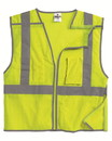Ml Kishigo 1505 Brilliant Series Economy Breakaway Vest