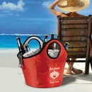 Beach Bum Portable Ice Bucket/Beverage Carrier