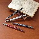 Newport Metal Push Action Pen