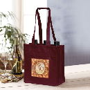 Bodega 6 Wine Bottle Carrier - Non-Woven
