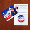 Bifold Button Card To Clearly Get Your Message Across