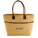 Hartford Tote With A Hidden Magnetic Snap Closure