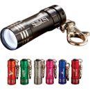 3 LED Metal Torch Keylight