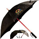 Sabre Umbrella For Colorful Night-Time Enjoyment
