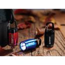 Clip-On Stubby Flashlight With 6 LED Bulbs