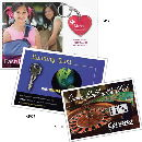 4-1/4 x 6 Skinpackage 4CP Direct Mail Postcard