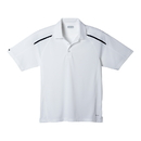 16214 (M) Blank Nyos Short Sleeve Polo With A Snag Resistant