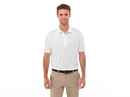 16217 (M) Custom Dunlay Short Sleeve Polo with Three Button Placket