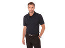 16222 (M) Custom Crandall SS Polo With Dyed-To-Match Buttons