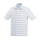 16506 (M) Blank Shima Short Sleeve Polo With A 3-Button Placket