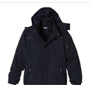 19304 (M) Blank Dutra Seam Sealed Multi-Functional 3-in-1 Jacket With Drawcord Andinterior Cord Locks