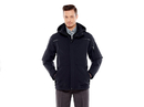 19304 (M) Custom Dutra Seam Sealed Multi-Functional 3-in-1 Jacket With Drawcord Andinterior Cord Locks
