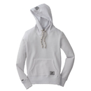 98208 (W) Blank Creston Roots73 Flc Hoody with 80% Cotton 20% Polyester Washed Fleece