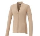 98606 (W) Blank Lockhart Full Zip Sweater