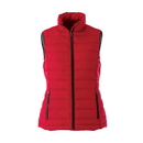 99542 (W) Blank Mercer Insulated Vest With Chin Guard And Water-Repellent Finish