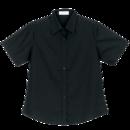 Vantage 1101S Women's Blended Poplin Short Sleeve Shirt