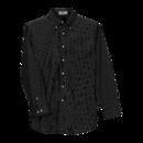 Vantage 1105 Easy-Care Poplin Box Plaid Shirt