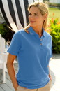 Women's Velocity Cotton Pique Polo - Imprinted