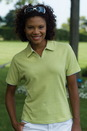 Women's Velocity Piped Placket Polo