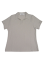 Women's Vansport Solid Polo - Off Shade to Stock