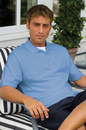 7 oz. Stretch Smooth Knit Jersey Polo - Imprinted