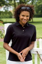 Women's Classic Fit Body Enterprise Pique Polo - Imprinted