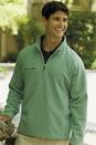 100% Polyester Premium Vantek Microfiber 1/4-Zip