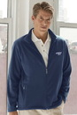 Vantek Microfiber Full-Zip Jacket