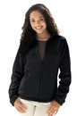 Vantage 3266 Women's Vantek Microfiber Full-Zip Jacket - Imprinted