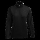 Vansport 3406 Women's Mesh 1/4-Zip Tech Pullover