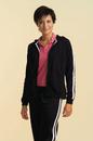 Vantage 7286 Women's Knit Track Jacket - Imprinted