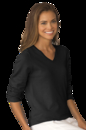 Women's Clubhouse V-Neck Sweater - Imprinted