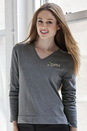Women's Clubhouse V-Neck Sweater