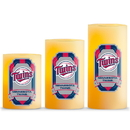 Duckhouse MLB Minnesota Twins 3-Piece LED Candle Gift Set
