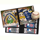 That's My Ticket TABBMILM Ticket Album MLB - Milwaukee Brewers Mascot