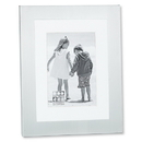 Sixtrees Metro Matted Silver Photo Frame