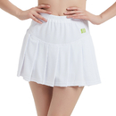 6 PCS Wholesale TopTie Big Girls Running Skorts Casual Gym Tennis Skirt with Shorts