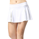 TopTie Team Fitness Tennis Badminton Slim Skorts, Junior Size