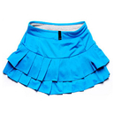 TopTie Girls Quick Dry Sports Skort, Pleated Skirt, Cheer Skorts
