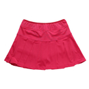 TopTie Pleated Tennis Skirt, Active Performance Sport Skort with Built-In Short