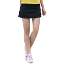 TopTie Girls Running Skort, Solid Skirt