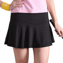 TopTie Women's Team Gym Ultra Skirt, With Pockets, Adult Size