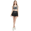 TopTie Women Team Skort, Tennis Athletic Skirt Skort, Pockets Sports Skort