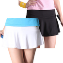 TopTie 2-Pack Women's Team Gym Ultra Skirt, With Pockets, Adult Size