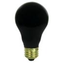 Sunlite 01096-SU 75A/BL 75 Watt A19 Black Light, Medium Base, Ceramic Blacklight