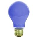 Sunlite 01140-SU 40A/B 40 Watt A19 Colored, Medium Base, Ceramic Blue