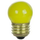 Sunlite 01230-SU 7.5S11/Y 7.5 Watt S11 Colored Indicator, Medium Base, Ceramic Yellow